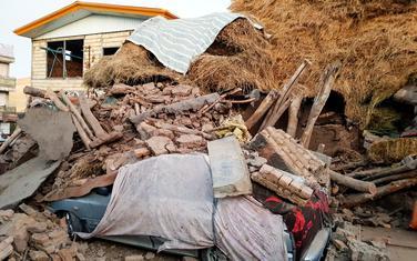 Posljedice zemljotresa u Iranu