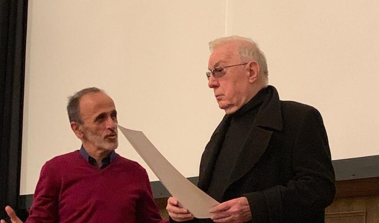 Perović je uručio priznanje Giliću
