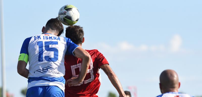 Iskra cija sami vrh tabele, Titograd želi seriju pobjeda