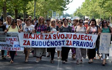 Sa protesta majki u septembru