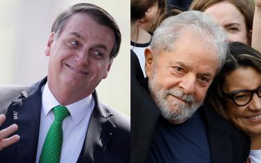 Bolsonaro i Lula