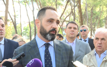 Bivši ministar Pavle Radunović
