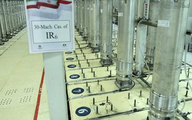 Iranske centrifuge