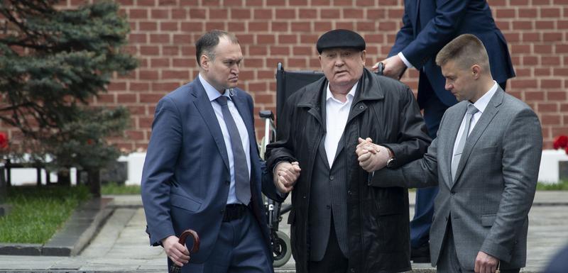 Mihail Gorbačov slobodno vrijeme uglavnom provodi na imanju u Njemačkoj