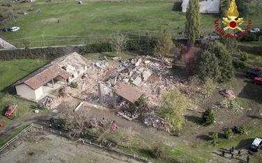 Uništena kuća