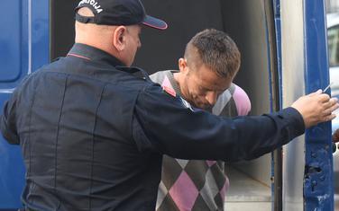 Vuković u podne doveden iz istražnog zatvora: Sa prethodnog privođenja