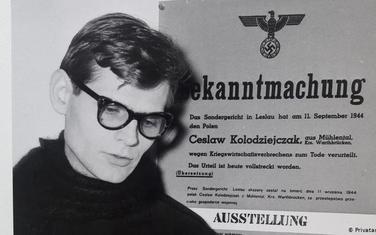 Štreker u danima borbe protiv nacista u sudstvu Njemačke