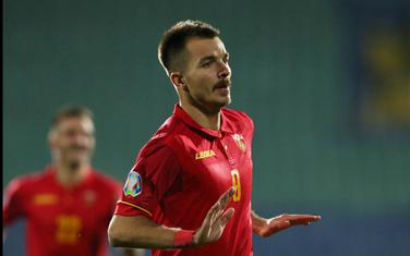 Stefan Mugoša je postigao šest od posljednjih 10 golova crnogorskog tima