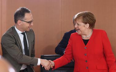 Mas i Merkel