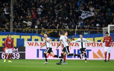 Parma prekinula Romin niz
