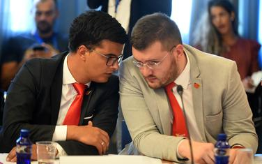 DPS izbjegava izmjene izbornih zakona: Šaranović i Koprivica
