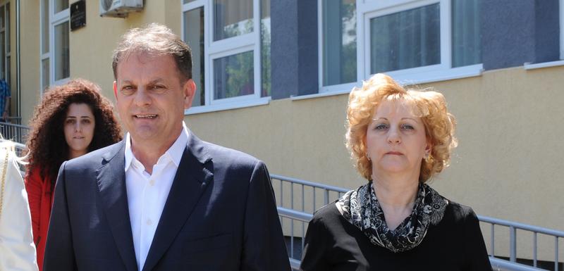 Bračni par Stijepović (arhiva)