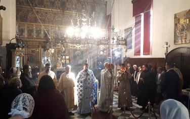 Sa liturgije