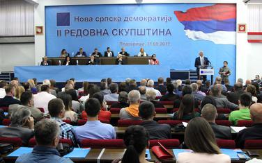 Nova srpska demokratija (arhiva)