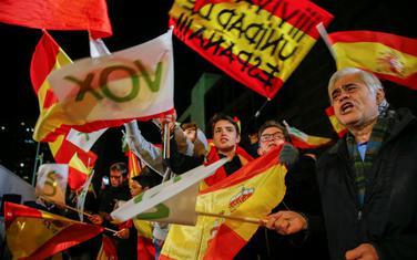 Desničarski Voks se može smatrati jedinim pobjednikom izbora u Španiji
