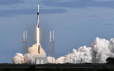 Lansiranje SpaceX-ove rakete