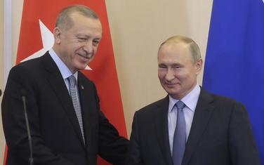 Putin i Erdogan