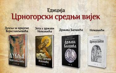Edicija Crnogorski srednji vijek