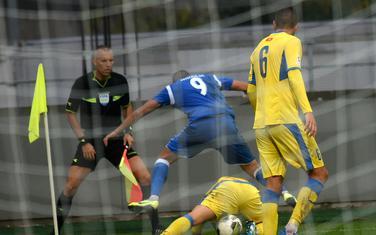 Sa utakmice Podgorica - Sutjeska