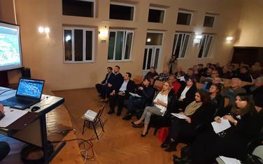 Sa zbora u Krtolima