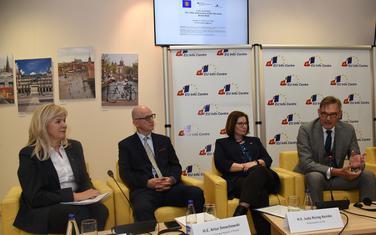 """Panel diskusija """"Trideset godina od pada Berlinskog zida"""""""