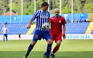 Duel Draška Božovića i Vladana Kordića