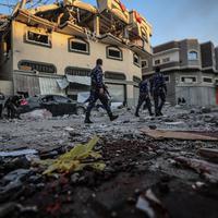 Posljedice izraelskog bombardovanja Gaze