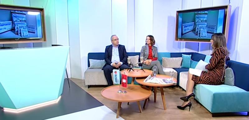 Elvir Zvrko i Maja Stanković gostuju u Bojama jutra