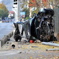 Neprilagođena brzina jedan od uzroka nesreća (Ilustracija)