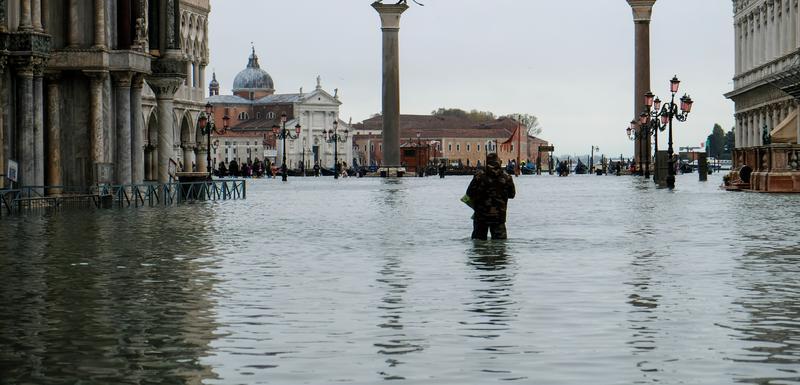 Venecija danas
