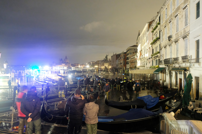 Kritično u Veneciji (foto: Reuters)