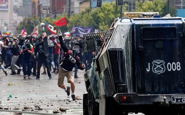 Demonstranti u Čileu ne miruju