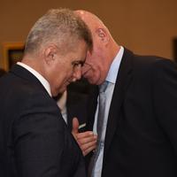 Brajović ćuti o tome da li je dao izjavu: Sa GST Milivojem Katnićem