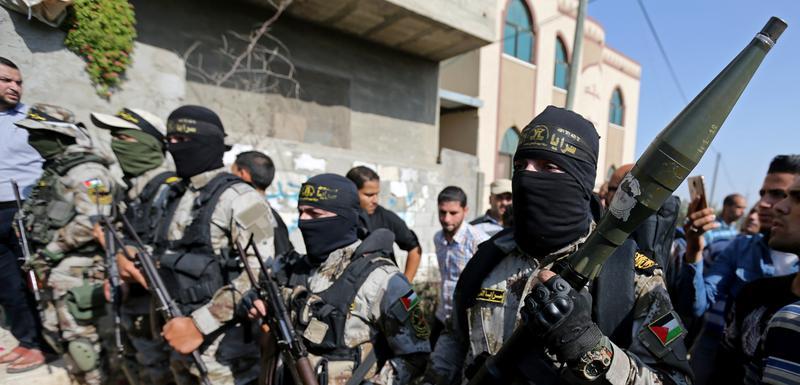 Pripadnici Islamskog džihada (Ilustracija)