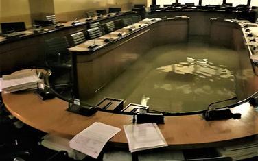 Poplavljena sala