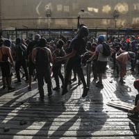 Sa protesta u Čileu