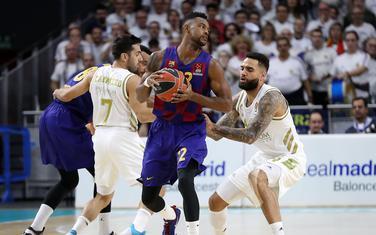 Sa meča Real - Barselona