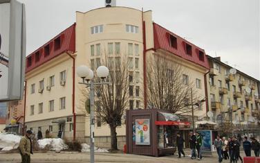 Zgrada Osnovnog suda i ODT-a u Beranama