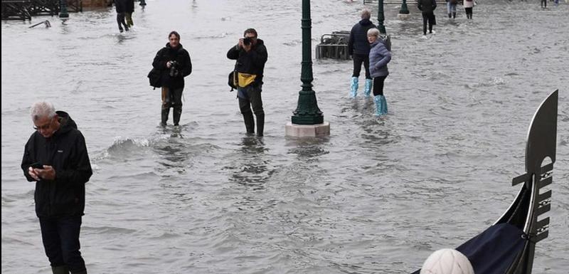 Venecija, ovih dana
