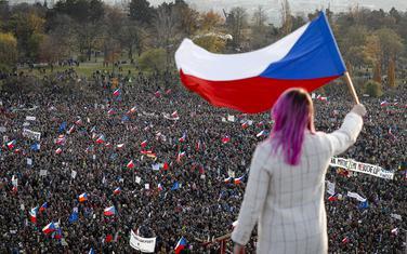 Stotine hiljade građana na ulicama Praga