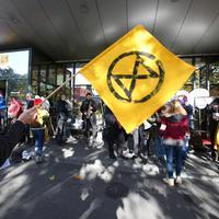 Protest u Ženevi