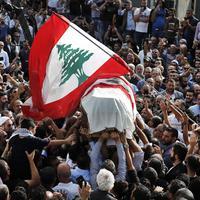 Liban protesti