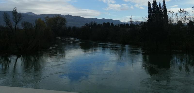 Rijeka Zeta danas