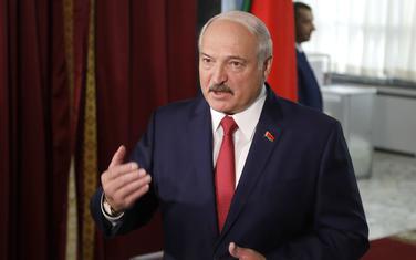 Lukašenko danas na glasanju