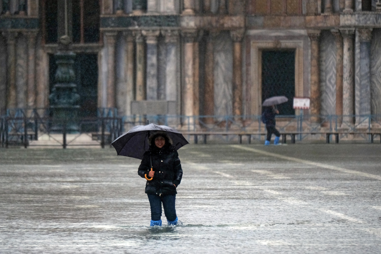 Venecija, poplave (foto: Reuters)