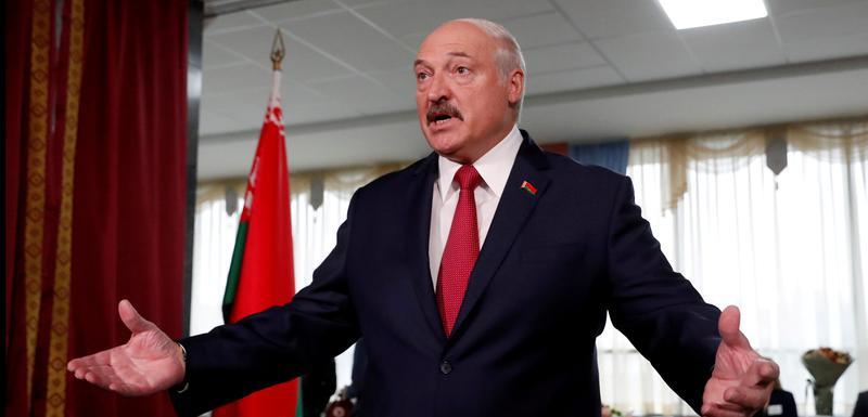 Lukašenko se obraća medijima nakon glasanja