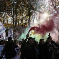 Tbilisi protest
