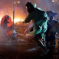 Sukob demonstranata i policije u Hongkongu