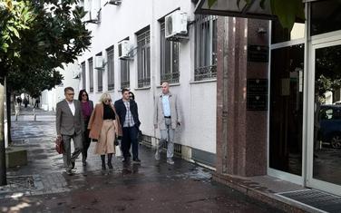 Advokati danas ispred Višeg suda