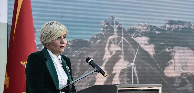 Ministarka Sekulić na ceremoniji otvaranja